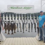 Alaska Fishing with Beaver