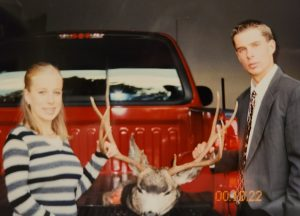 Wasatch Mountains Mule Deer 2000